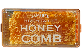 4 oz. RAW HONEY COMB